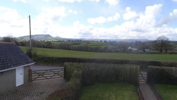 Porth Gwyn Farm in Llanfaenor, Monmouthshire, Wales