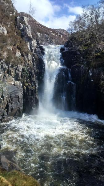 Tigh na Sith in Lochinver, Highland, Scotland