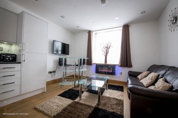 Cardiffwalk Serviced Apartments in Cardiff, Glamorgan, Wales