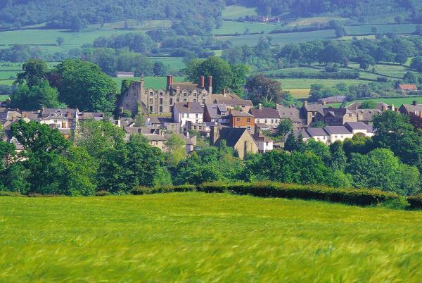 Swn yr Afon in Talgarth, Powys, Wales