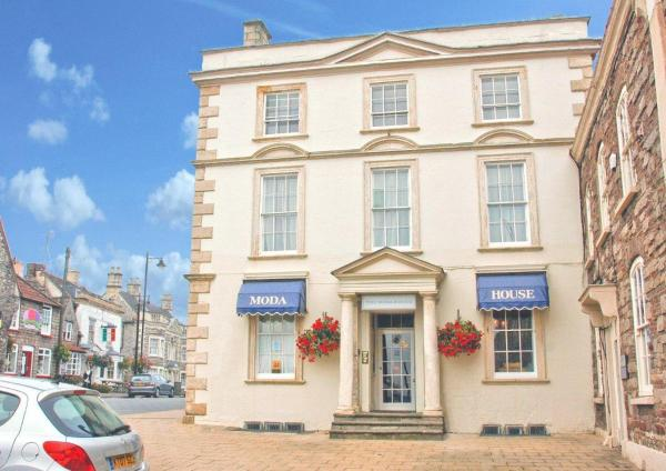 The Moda House in Chipping Sodbury, Gloucestershire, England