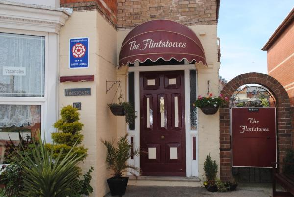 The Flintstones Guesthouse in Weymouth, Dorset, England