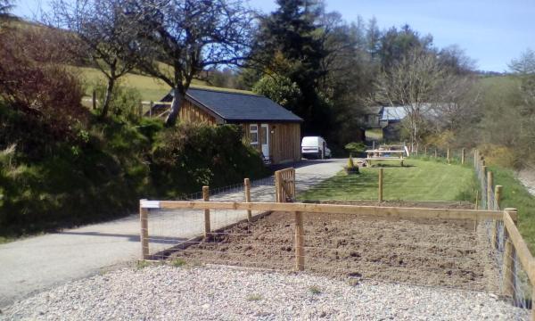 The Little Bunk House in Llanrhaeadr-ym-Mochnant, Powys, Wales