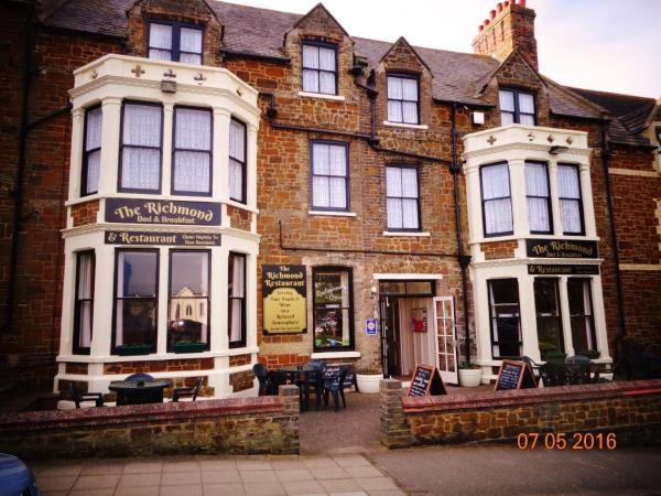 The Richmond B&B & Restaurant in Hunstanton, Norfolk, England