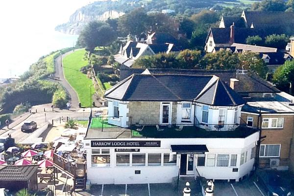 Harrow Lodge Hotel in Shanklin, Isle of Wight, England