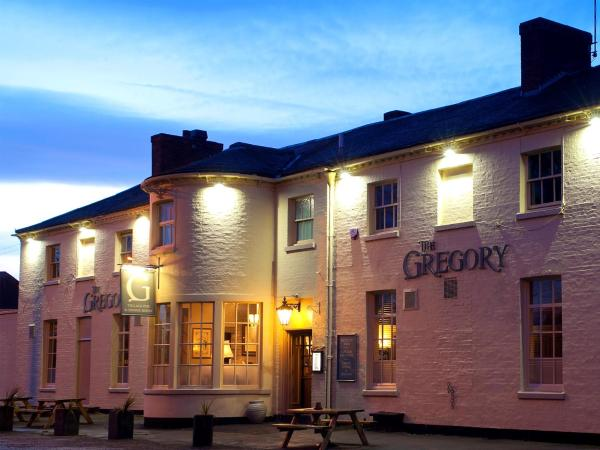The Gregory in Grantham, Lincolnshire, England