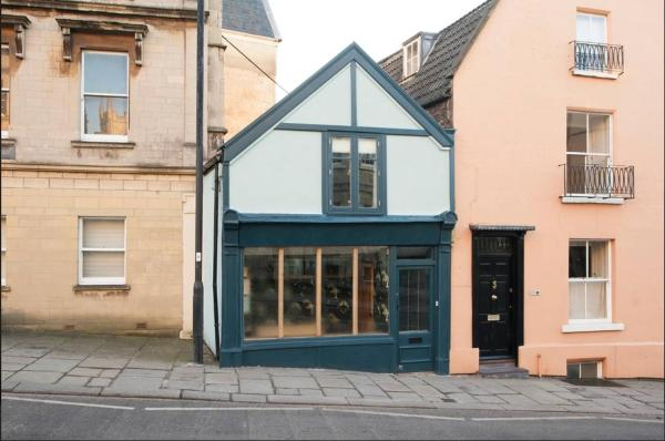 Milliners Cottage in Bath, Somerset, England