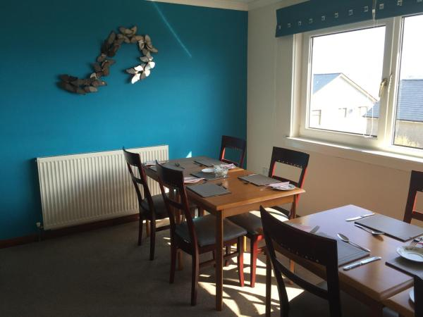 Breiview Guest House in Lerwick, Shetland, Scotland