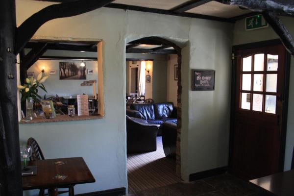 The Moorcock Inn in Hawes, Cumbria, England