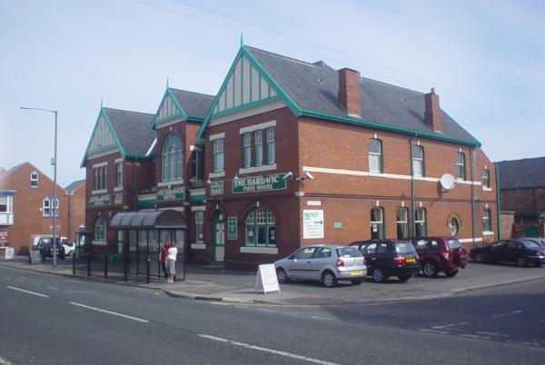 Hardwick Hotel in Horden, County Durham, England