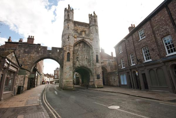 Goodramgate Apartments in York, North Yorkshire, England