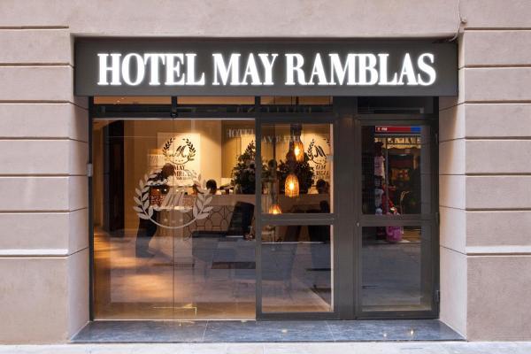 May Ramblas Hotel