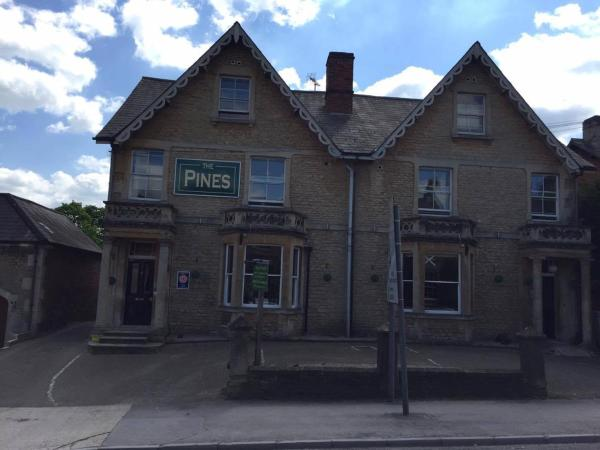 The Pines Guest Accommodation in Chippenham, Wiltshire, England