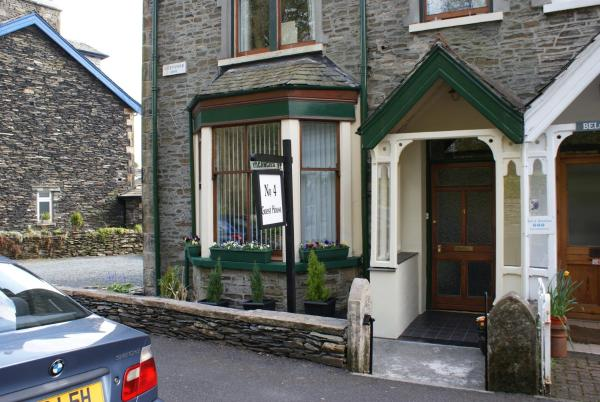 No.4 Guest House in Windermere, Cumbria, England
