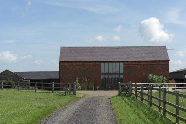 Handley Barn in Silverstone, Northamptonshire, England