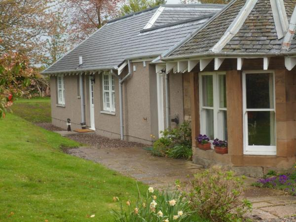 Cantrip Cottage in Cupar, Fife, Scotland