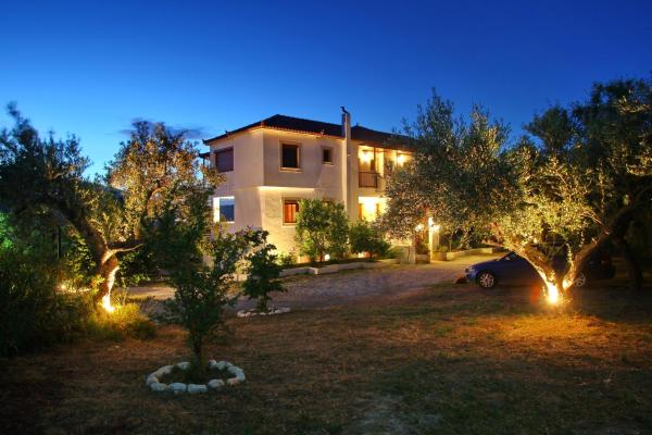 Giasemi Apartments