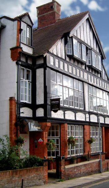 St Raphael Guest House in York, North Yorkshire, England