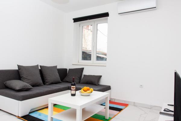 Zagreb city center apartment