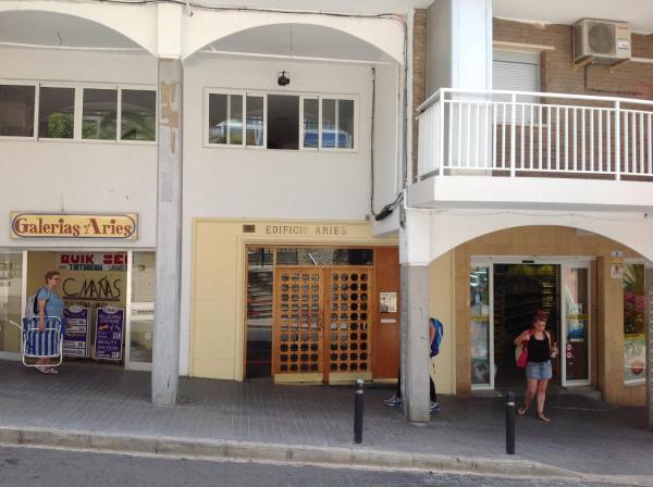 Edificio Aries