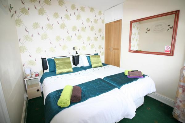 St Hilda Guest House in Bridlington, East Riding of Yorkshire, England
