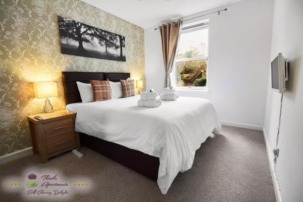Thistle Apartments - Berry Apartment in Aberdeen, Aberdeenshire, Scotland