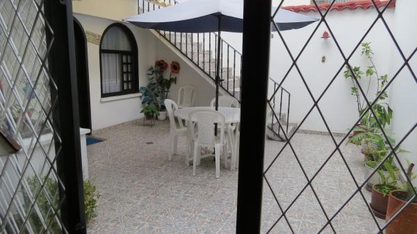 Hotel Cerca a la Embajada