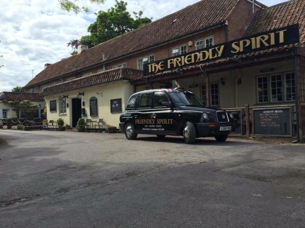 Friendly Spirit in Bridgwater, Somerset, England