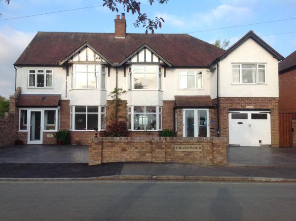 Charnwood Guest House in Shrewsbury, Shropshire, England
