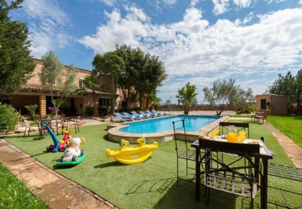 Four-Bedroom Apartment in Mallorca with Pool XXII