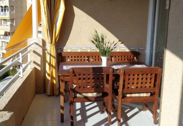 One-Bedroom Apartment in Alicante with Pool XVIII