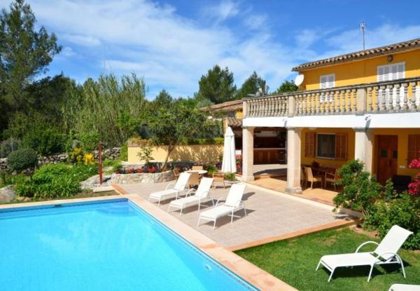 Four-Bedroom Apartment in Mallorca with Pool XXIII