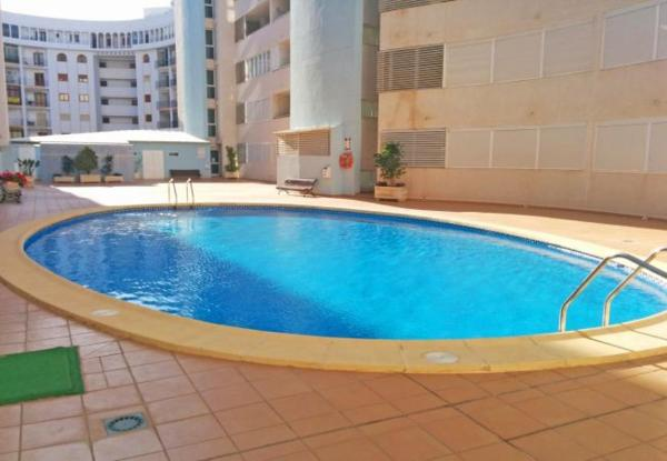 Two-Bedroom Apartment in Alicante with Pool XXXIV