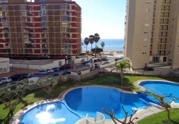 One-Bedroom Apartment in Alicante with Pool XXIII