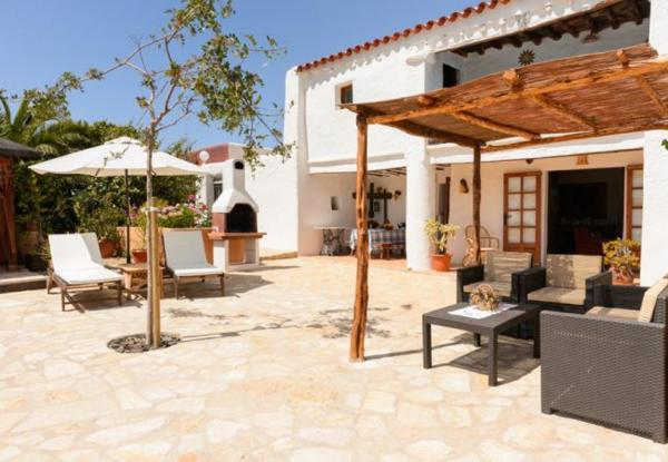 Four-Bedroom Apartment in Ibiza with Pool II