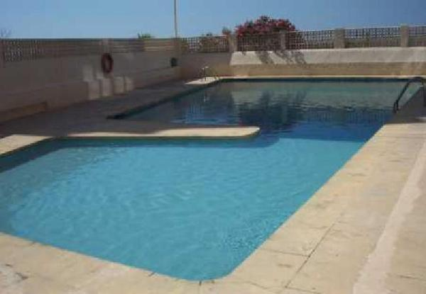 One-Bedroom Apartment in Alicante with Pool VIII