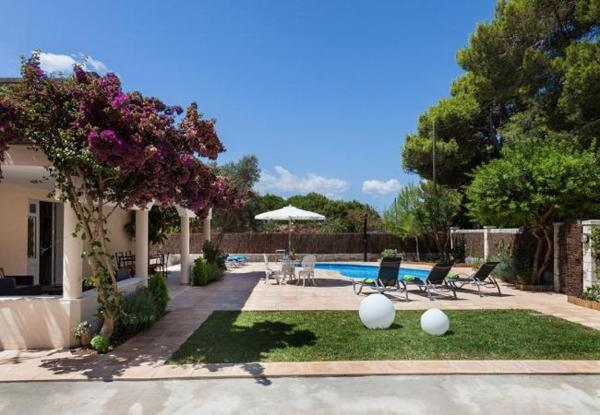 Three-Bedroom Apartment in Mallorca with Pool XLII
