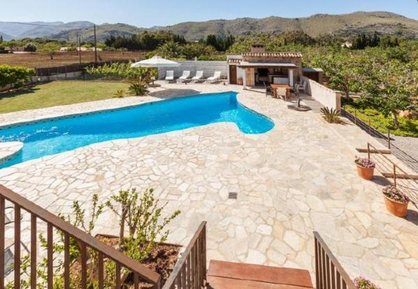 Three-Bedroom Apartment in Mallorca with Pool XXVI