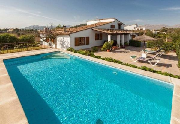 Three-Bedroom Apartment in Mallorca with Pool XLIV