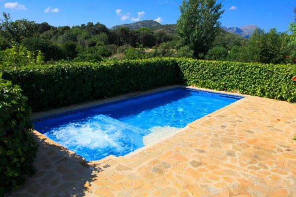 Four-Bedroom Apartment in Mallorca with Pool I
