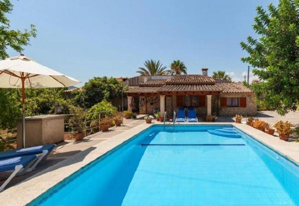 Two-Bedroom Apartment in Mallorca with Pool V