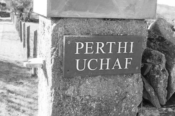 Perthi Uchaf in Llanberis, Gwynedd, Wales
