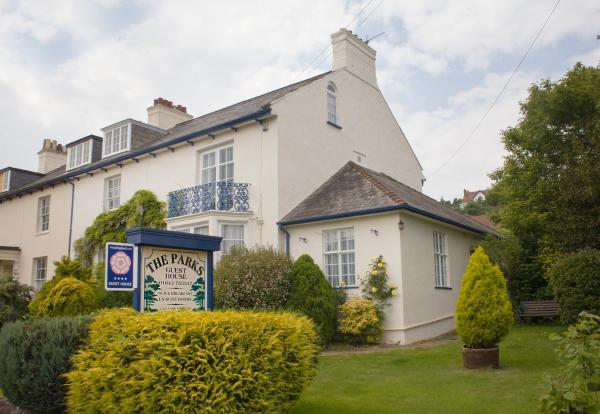 The Parks Guest House in Minehead, Somerset, England