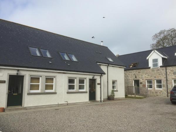 Highland Farm Cottages in Dingwall, Highland, Scotland