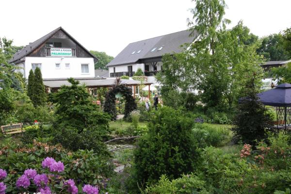 Gasthof Pension Palmenhof, Pension in Leegebruch bei Hennigsdorf