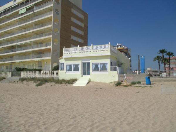 Bed & Breakfast on the Beach