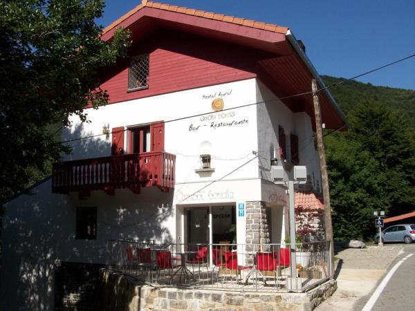 Hostal Rural Arrobi Borda
