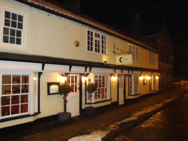 Magpies Restaurant with Rooms in Horncastle, Lincolnshire, England