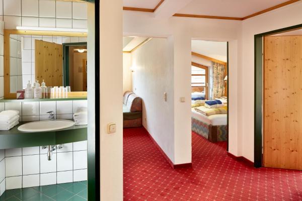 Sporthotel Kogler Overnatting Pa Hotell Mittersill Pensionhotel