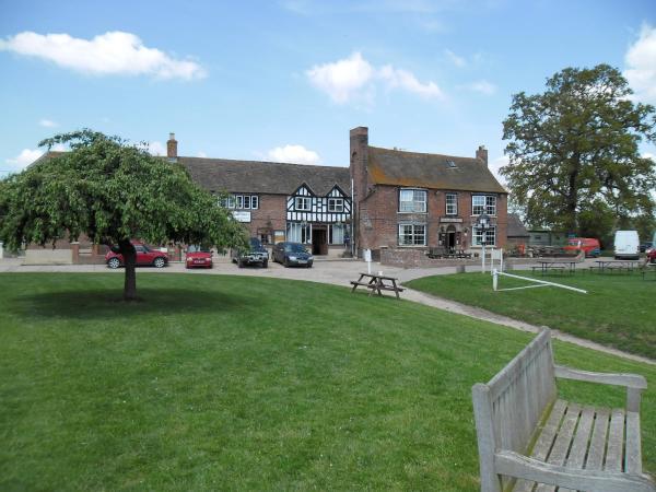 Lower Lode Inn in Tewkesbury, Gloucestershire, England